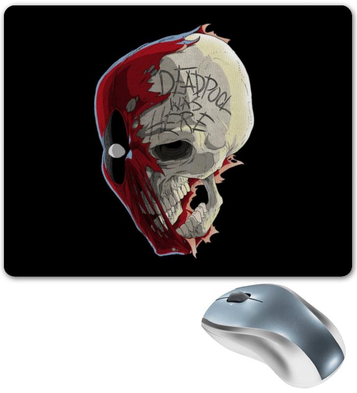 Коврик для мышки Printio Deadpool цена