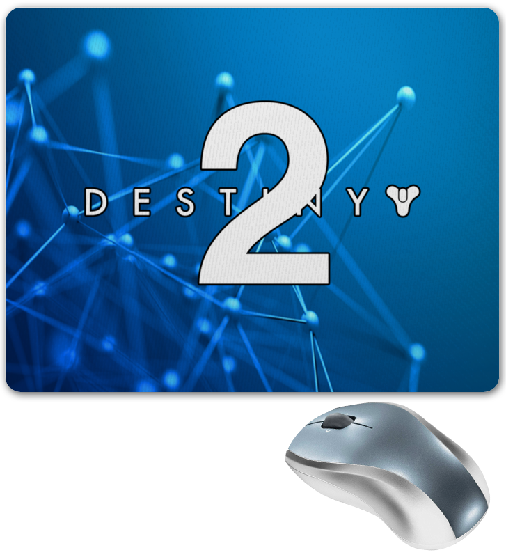 Коврик для мышки Printio Destiny 2 коврик для мышки printio dota 2
