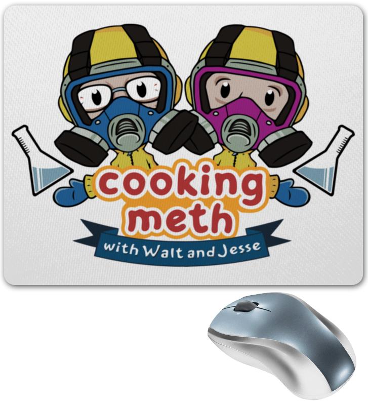 Коврик для мышки Printio Cooking meth