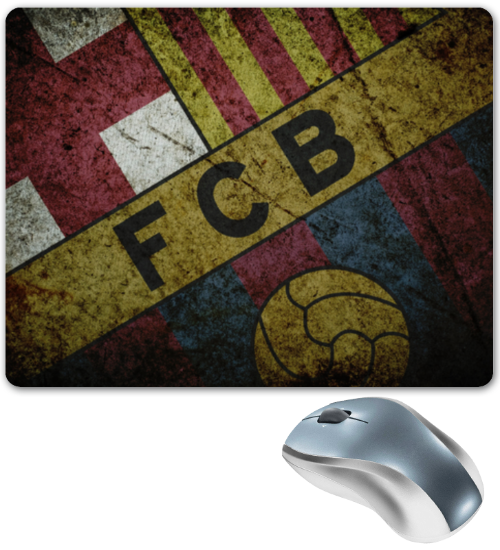 Коврик для мышки Printio Барселона жк барселона казань купить квартиру