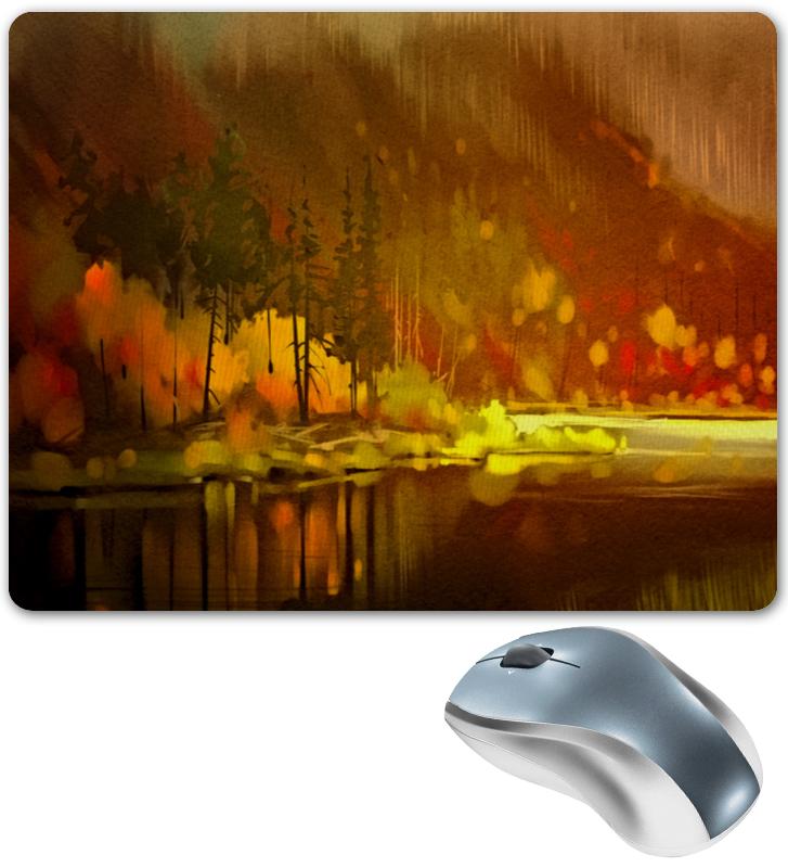 Коврик для мышки Printio Осенний лес