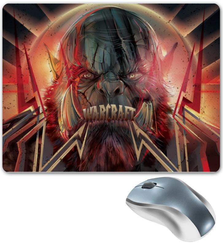 Коврик для мышки Printio Warcraft коврик для мышки printio мотивация