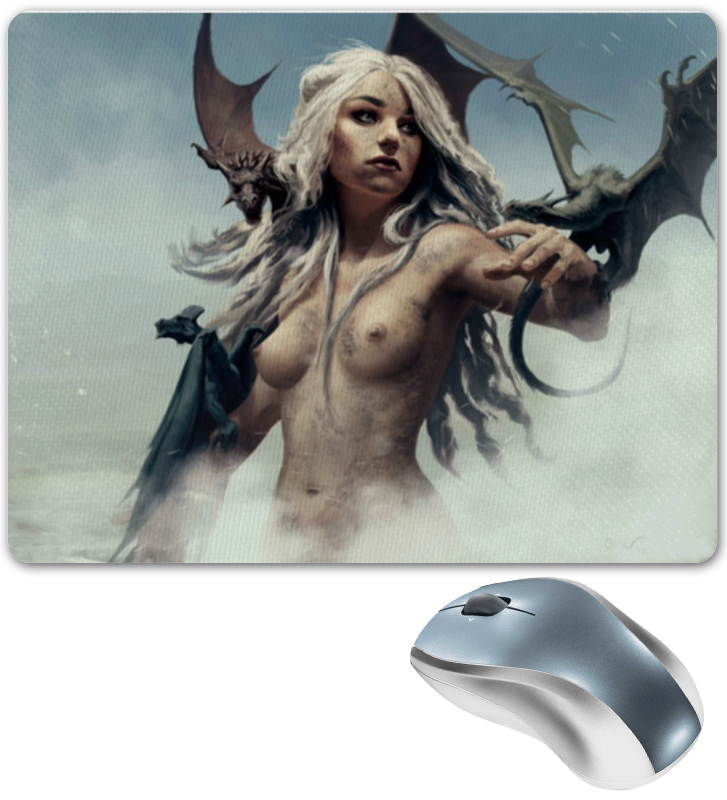 Коврик для мышки Printio Игра престолов soljet pro4 xr 640