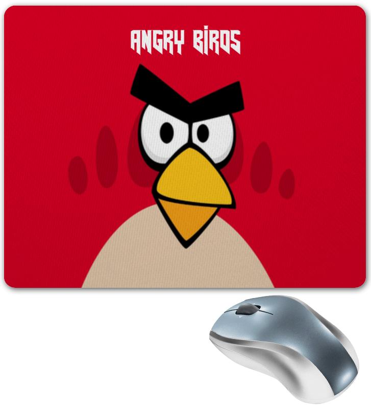 Коврик для мышки Printio Angry birds (terence) angry birds фигурка chuck