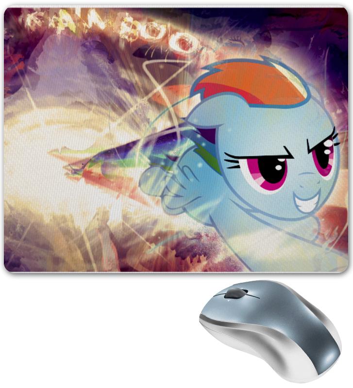 Коврик для мышки Printio Rainbow dash (my little pony) рубашка sahera rahmani sahera rahmani mp002xm23w82