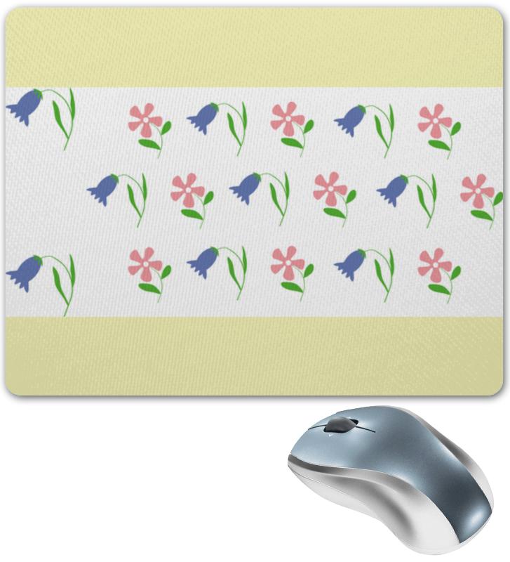 Коврик для мышки Printio Полевые цветы free shipping belt for clatronic bba 2865 for clatronic bba 2594 palsan xbm 1218a