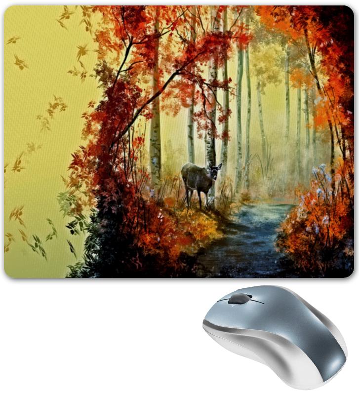 Коврик для мышки Printio Осенняя роща коврик для мышки printio mclaren