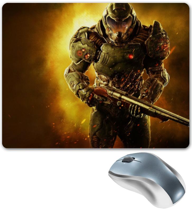 Коврик для мышки Printio Doom 4 цена и фото