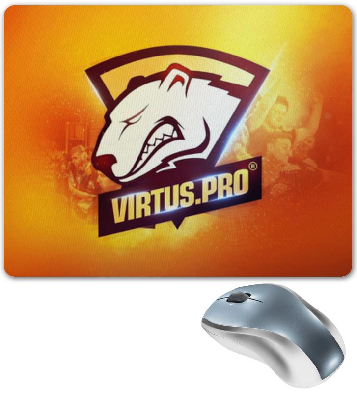 Коврик для мышки Printio Virtus pro футболка virtus pro с лого vp белая xxxl