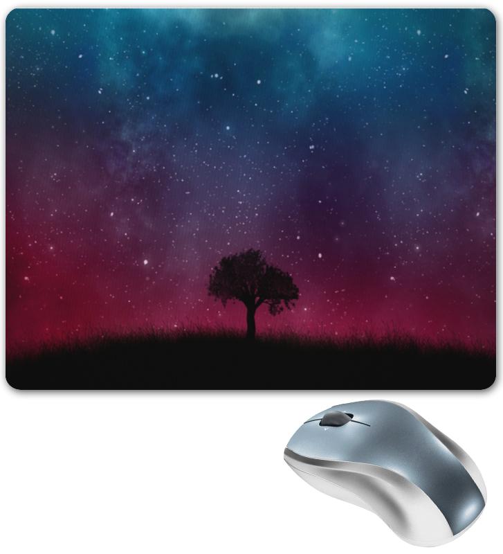 Коврик для мышки Printio Звездное небо коврик для мышки printio небо космоса