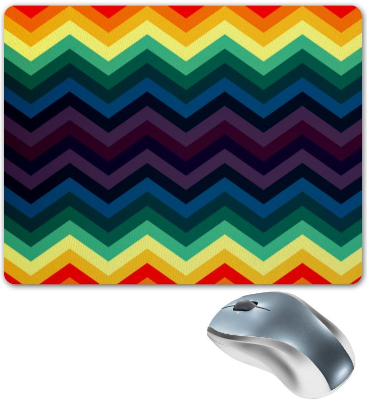 Коврик для мышки Printio Радужные полосы коврик для мышки printio радужные линии