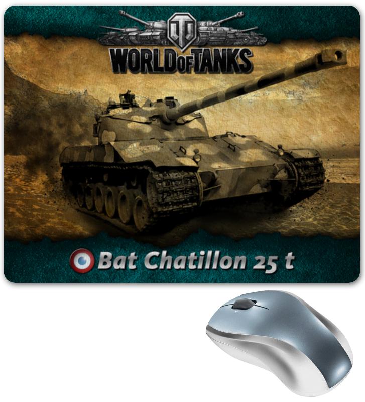 Коврик для мышки Printio World of tanks world of tanks альбом 400 наклеек 2