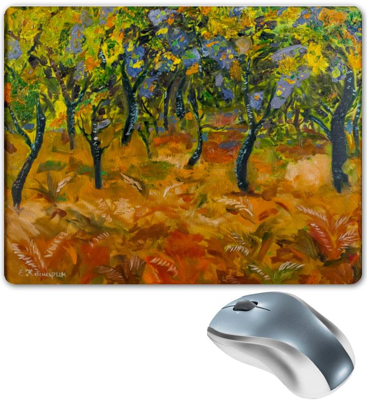 Коврик для мышки Printio Танцующие деревья