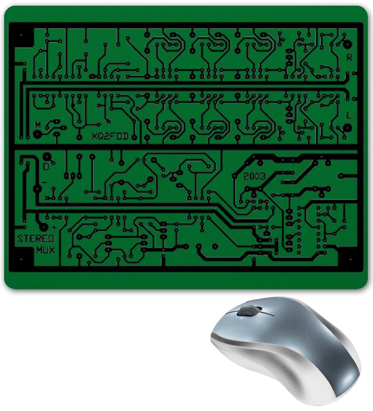 Коврик для мышки Printio Электроника электроника в автомобиле вып 123