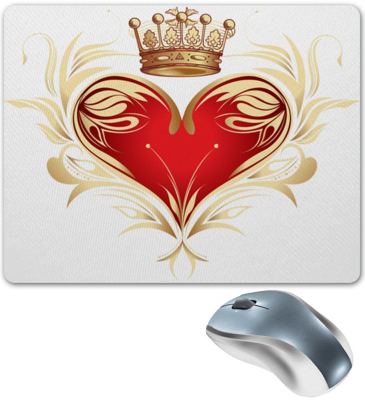 Коврик для мышки Printio Корона автомобильную тв антенну корона