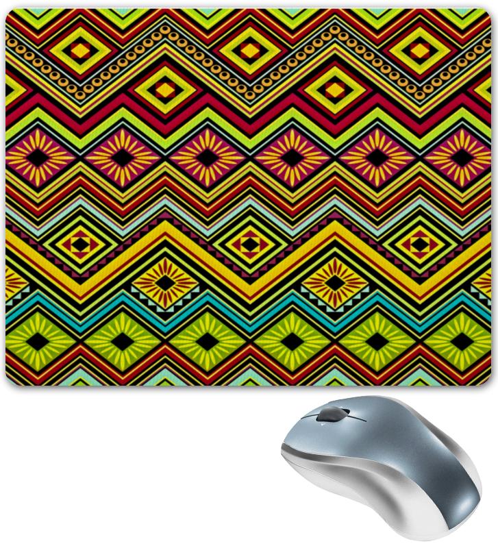 Коврик для мышки Printio Узор многоцветный joyochfoto многоцветный 5 7ft