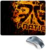 "Коврик для мышки ""Fnatic"" - фнатик, киберспорт"
