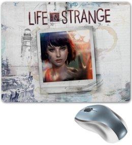 "Коврик для мышки ""Life is Strange "" - игры, life is strange"