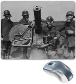 "Коврик для мышки ""Армия"" - война, world war, армия, солдат, battlefield"
