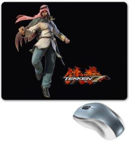 """Коврик для мышки """"Tekken 7 """" - games, tekken, tekken 7"""