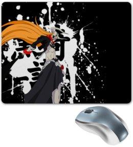 """Коврик для мышки """"Блич """" - аниме, манга, bleach, блич, синигами"""