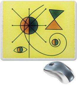 """Коврик для мышки """"Artis"""" - абстракция, яркий, картина"""