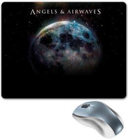 """Коврик для мышки """"Angels & Airwaves"""" - ava, blink182, angels and airwaves"""