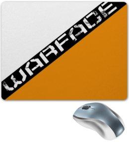 """Коврик для мышки """"Warface """" - игры, game, warface, киберспорт, open cup"""