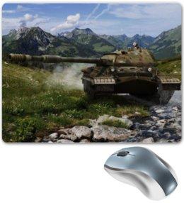 """Коврик для мышки """"World of Tanks"""" - world of tanks, wot"""