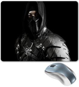 """Коврик для мышки """"Mortal Combat"""" - игры, воин, мортал комбат, mortal combat, компьютерные"""