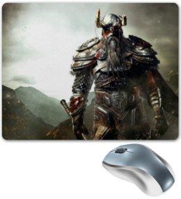 """Коврик для мышки """"Elder Scrolls"""" - игры, elder scrolls"""