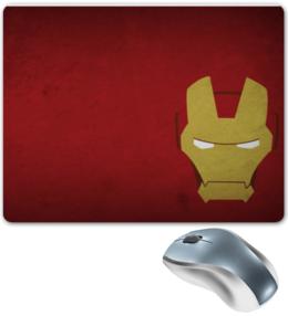 """Коврик для мышки """"Железный человек"""" - коврик для мыши"""