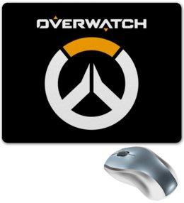 """Коврик для мышки """"Overwatch"""" - компьютерные игры, геймерские, для геймеров, overwatch, овервотч"""