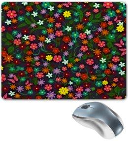 """Коврик для мышки """"Весенние цветы"""" - цветы, весна, цветочки, лето, природа"""