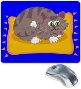"""Коврик для мышки """"Котик """" - дизайн"""
