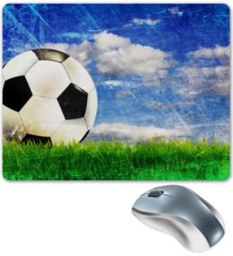 """Коврик для мышки """"Для тех кто любит и занимается футболом"""""""