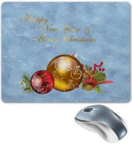 """Коврик для мышки """"Christmas"""" - праздник, новый год, зима, christmas, елка"""