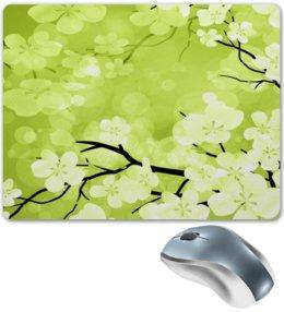 """Коврик для мышки """"Весна"""" - цветы, весна, природа, дерево, цветочки"""