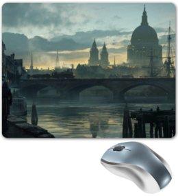 """Коврик для мышки """"Assassin's Creed"""" - assassins creed, syndicate, london, лондон, ассасин"""