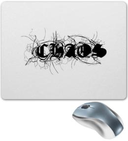 """Коврик для мышки """"Chaos"""" - креативно"""