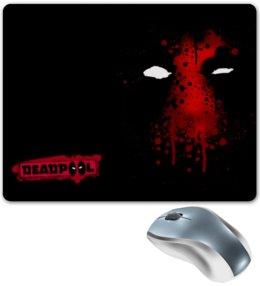"""Коврик для мышки """"Deadpool"""" - арт, игры, deadpool"""