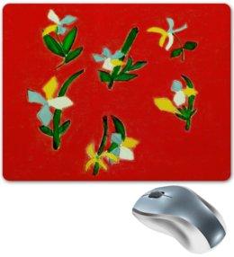 """Коврик для мышки """"Весна, весна"""" - цветы, весна, счастье, радость"""