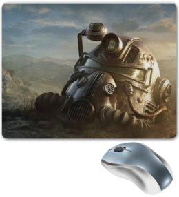 """Коврик для мышки """"Fallout 76"""" - игра, стиль, видео игры, fallout 76"""