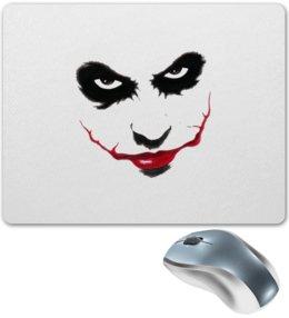 """Коврик для мышки """"Joker"""" - джокер, доминик, dominic, why so seriouse"""
