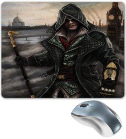 "Коврик для мышки ""Assassins Creed"" - игры, assassins creed, ассасинс крид, кредо убийцы, компьютерные"