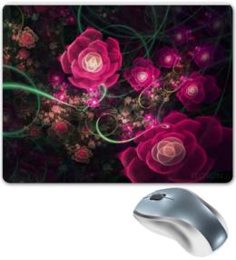 """Коврик для мышки """"Розы"""" - цветы"""
