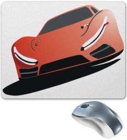 """Коврик для мышки """"автомобиль"""" - авто, красная, машина, коврик для мыши, купить"""