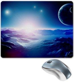"""Коврик для мышки """"Космическая эра"""" - космос, наука, марс, thespaceway, space"""