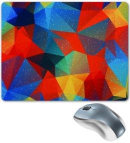 """Коврик для мышки """"Абстракция"""" - узор, стиль, рисунок, абстракция, абстрактный"""