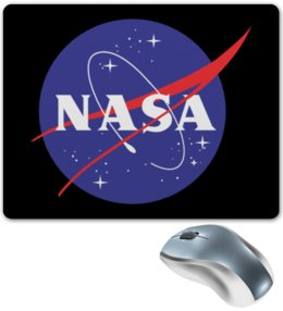 "Коврик для мышки ""NASA | НАСА"" - thespaceway"